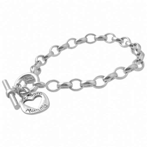 We Love Mummy Belcher Bracelet